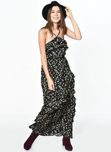 Glamorous Elbise Siyah